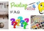 Watercolour Painting – Frequently Asked Questions