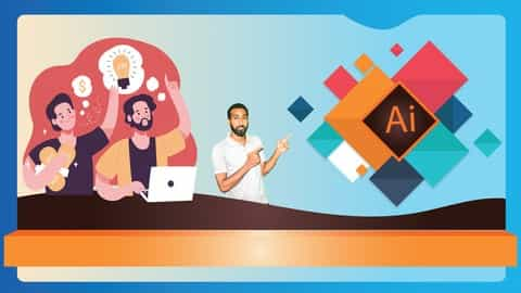 Adobe Illustrator CC 2020 – Designing MasterClass [in HINDI]