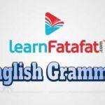 Basic English Grammar Course in Hindi