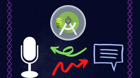 Speech to Text converter app in Android studio