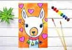 Art For Young Kids: Drawing & Watercolor Painting For Fun!